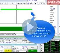 תמונת מסך מסחר בבורסה